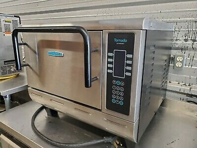 Turbochef Tornado Ngcd6 High Speed Convection Microwave Oven Rapid Cook Deli
