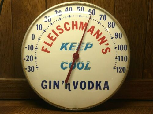VINTAGE FLEISCHMANNS GIN