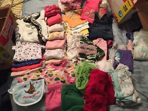 Girl size 6 months lot