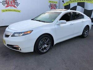2012 Acura TL Automatic, Leather, Sunroof, 84,000km