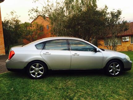 Nissan Maxima - Looked After Very Well Coopers Plains Brisbane South West Preview
