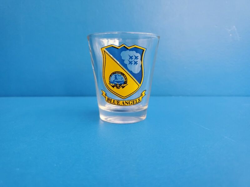 Blue Angels Collectible Shot Glass
