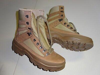 Franz. Armee Desert Boots, Gr. 42, french army desert boots neuwertig