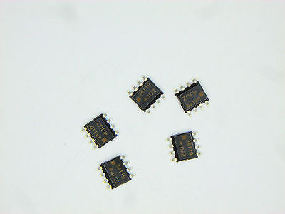 Mc34119d Original Motorola 8p Smd Ic 5 Pcs