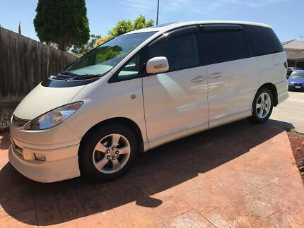Toyota Estima - Fully imported, Low KM, Rego till September 2018