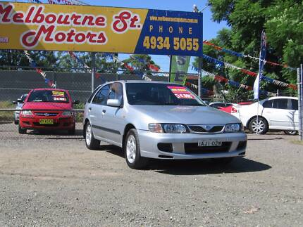 1999 Nissan Pulsar Hatchback East Maitland Maitland Area Preview