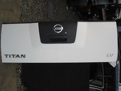 2004-2012 NISSAN TITAN Tail Gate w/o Utility Box Package OEM 2011 Nissan Titan Tailgate