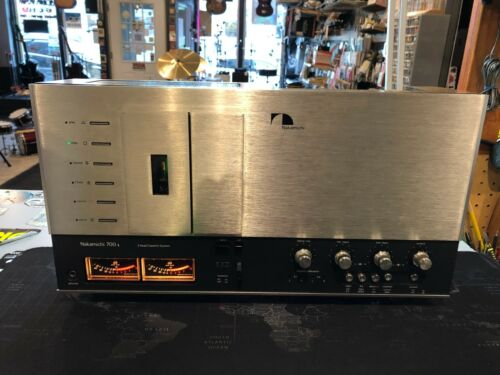 Nakamichi 700 II Tri Tracer Cassette Deck Player