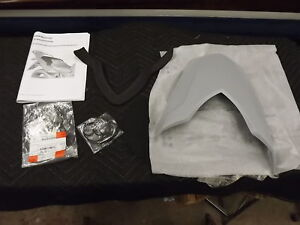 2012 BMW F800R PASSENGER SEAT COVER