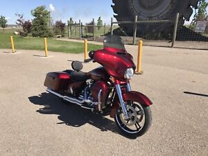 """2016 Street Glide Special with 126"""" motor"""
