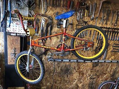 Vintage 70's Kent Pro Huffy Raleigh Bmx Complete Survivor Bike