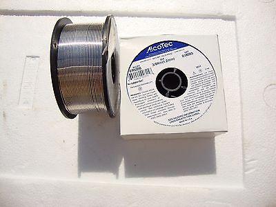Alcotec Aluminum 5356 Mig Welding Wire Er5356 0.045 1.2mm 1-lb X 2 Spools