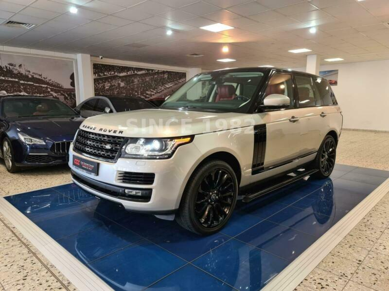Land Rover Range Rover V8 Supercharged Autobiography