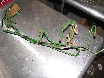 John Deere Tractor Fuel Injector Lines 4240 4440 4640 4250 4450 4650