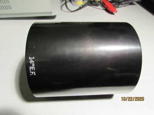 CAMERA PROJECTOR LENS...14 INCH E.F. NO MFG LISTED