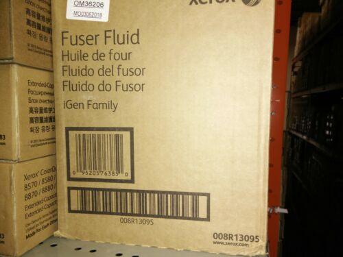 Genuine Xerox 008R13095 Fuser Fluid iGen Family BNIB