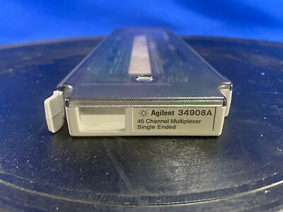 Agilent 34908A Data Logger