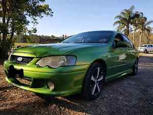 Ford xr6 2004 ba mk11 Anna Bay Port Stephens Area Preview