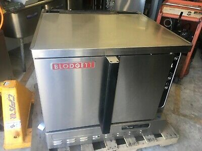 Blodgett Dfg-100200 Wcook Gas Convection Oven