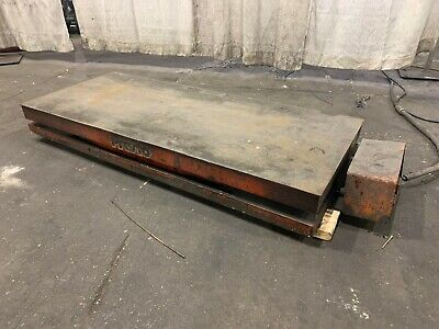 6000 Lbs Pesto Scissor Lift Table Yoder 72504