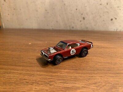 Hot Wheels Red Line King Kuda Red 1969
