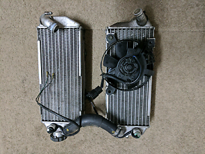 Drz400 radiators thermo fan Strathpine Pine Rivers Area Preview