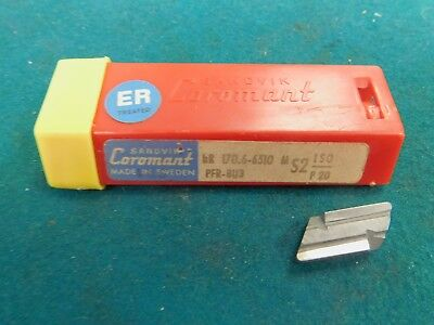 10 Sandvik Coromant Br 170.6-6510 M Pfr-8u3 Carbide Inserts Knux 160410r