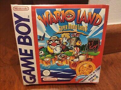 Wario land: Super mario land 3 Game Boy Nuevo