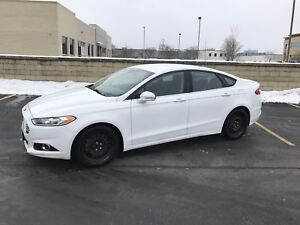 2013 Ford Fusion AWD ecoboost 2.0