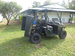 Polaris Ranger Diesel Gatton Lockyer Valley Preview