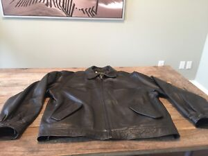 Eddie Bauer Journeyman Leather Jacket