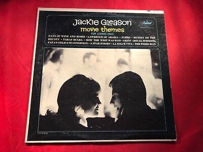 H 85 Jackie Gleason Movie Themes                W 1877