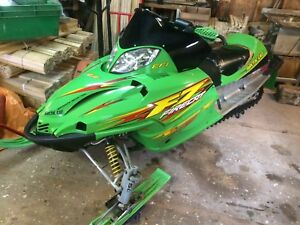 2003 Artic Cat F7 Sno Pro Package