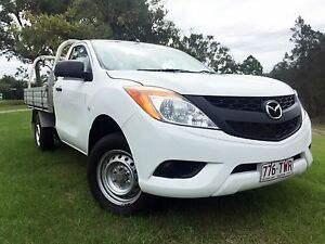 2011 Mazda BT-50 Ute XT Turbo Diesel Manual Burleigh Waters Gold Coast South Preview