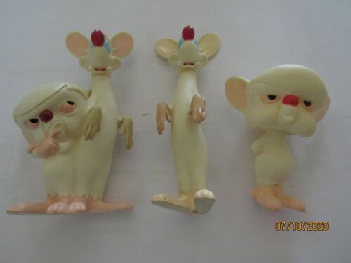 Pinky and the Brain Vinyl Figures