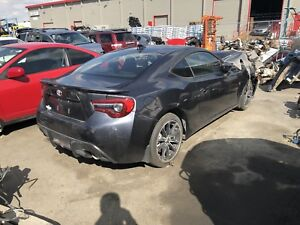 2017 Toyota 86 2000kms not for parts