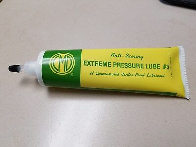 Cmd  Extreme Presure Lube  3  4 Oz Tube  New