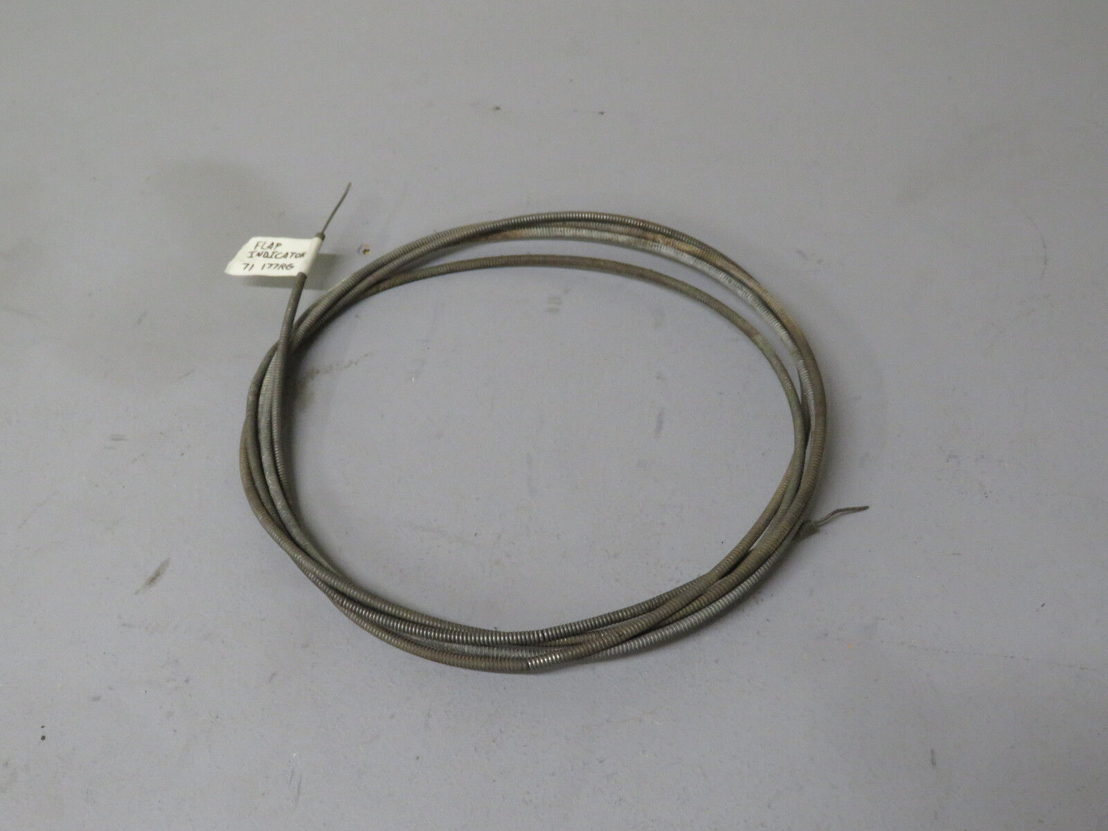 Cessna 177RG Flap Indicator Control Cable S1398-2