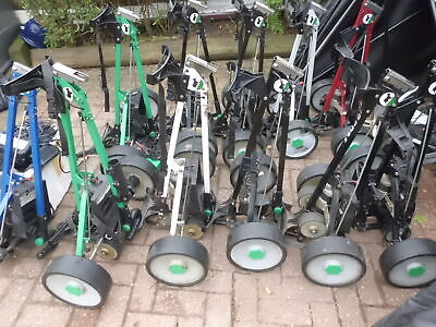 PRE LOVED HILLBILLY ELECTRIC GOLF TROLLEY SPARES !  LISTING IS FOR ONE PART ONLY