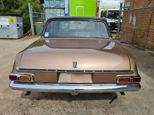 1965 AP6 VALIANT V8