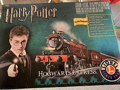 Lionel Hogwarts Express Ready To Run O-Gauge Train Set - NIB