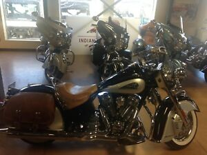 2010 Indian Motorcycle Road Master