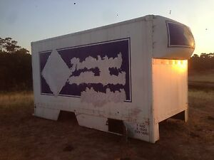 Truck / Van Body - Perfect For Storage Or Conversation Elphinstone Mount Alexander Area Preview