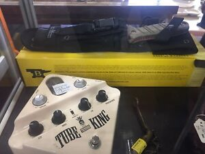 Tube king guitar pedal