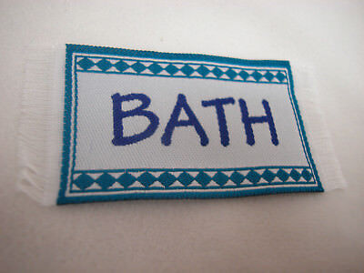 "1.25""x2.5"" #10 Heidi Ott Dollhouse Miniature Floor  Carpet  Woven Rug  #XZ354-10"