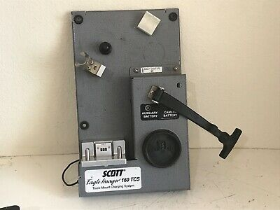 Scott Eagle 160 Tic Thermal Imaging Camera Vehicle Truck Charger