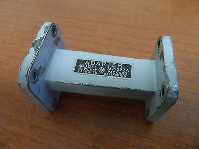 Hp Waveguide Adapter Model Mp-292a