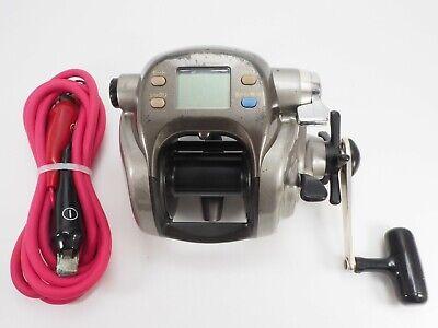 Daiwa TANACOM  BULL 750  Electric Reel  Big Game Excellent Deep sea Good 658