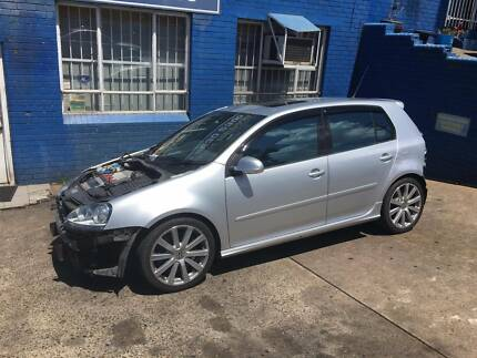 Volkswagen Golf R32 2009 HATCHBACK AUTOMATIC NOW WRECKING CAR!! Northmead Parramatta Area Preview