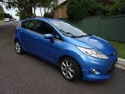 Ford Fiesta Zetec WS 2010 Carlingford The Hills District Preview